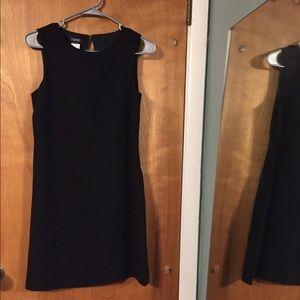 Esprit black sheath dress